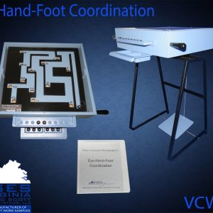 VCWS #11 Eye Hand Foot Coordination