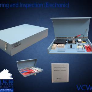VCWS #12 Soldering & Inspection Electronic