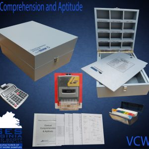 VCWS #5 Clerical Comprehension & Aptitude