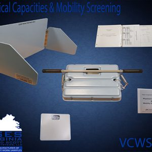 VCWS 201 - Physical Capacities and Mobility Screening Evaluation