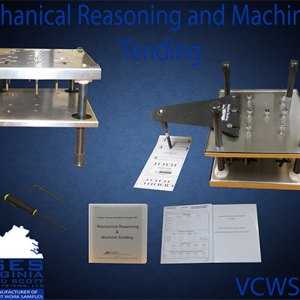 VCWS 203 - Mechanical Reasoning and Maching Tending