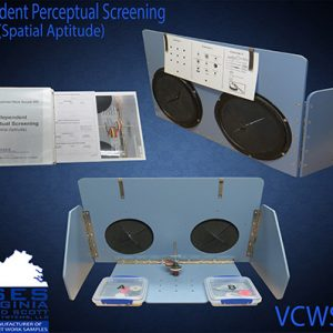 VCWS 205 - Independent Perceptual Screening (Spatial Aptitude)