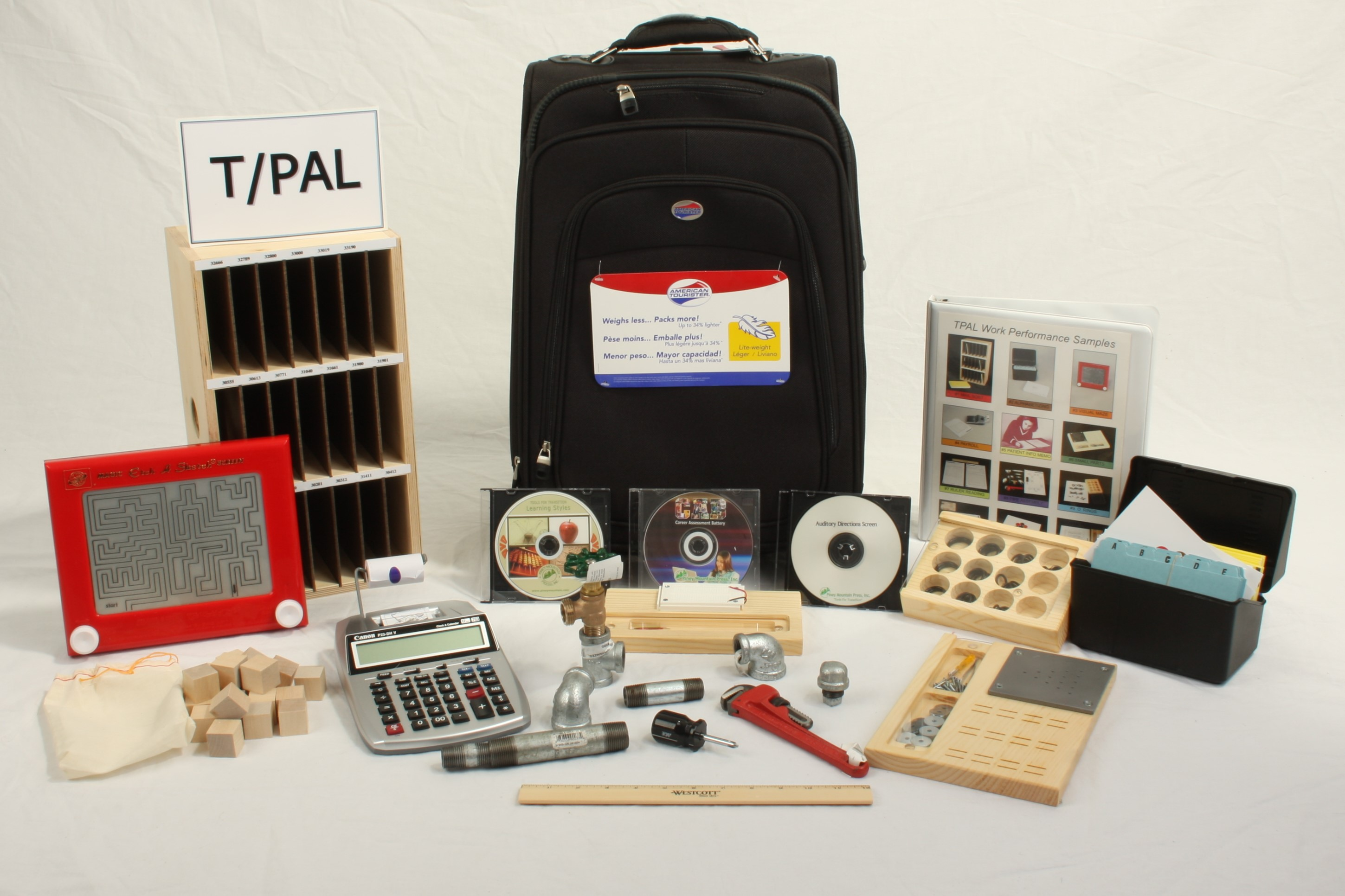 T/PAL the Therapists Portable Assessment Laboratory